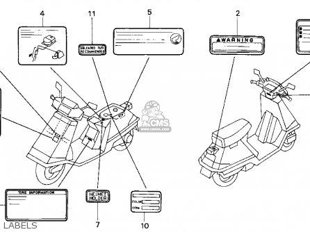 Fantastic Honda Ch 80 Wiring Diagram Auto Electrical Wiring Diagram Wiring 101 Tzicihahutechinfo