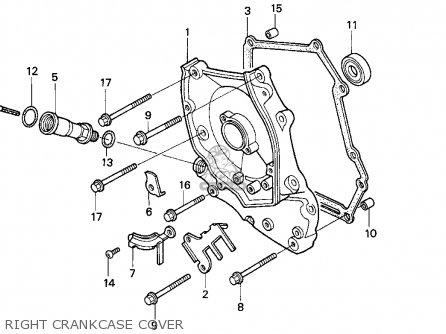 honda elite 80 carburetor diagram honda elite 80 engine