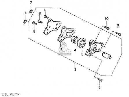 Honda Ch80 Elite 80 1999 Usa parts list partsmanual partsfiche