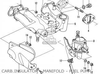 Honda Civic 1200 (eb1) 1973 2d-hmt parts list partsmanual