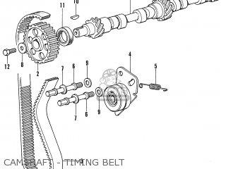 Honda Civic 1200 (eb1) 1973 3d-hmt parts list partsmanual
