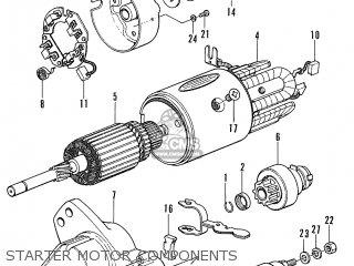 Honda Civic 1200 (eb1) 1973 3d-mt parts list partsmanual