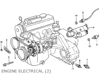 Honda Civic 1200 Eb3 1978 3d 4s (kb Kc Kw Ku Kt Ks Kq Kp