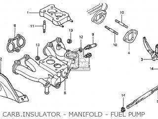 Honda Civic 1200 (eb3) 1978 3d-5s parts list partsmanual