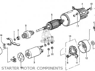 Honda Civic 1200 (eb3) 1979 3d-4s parts list partsmanual