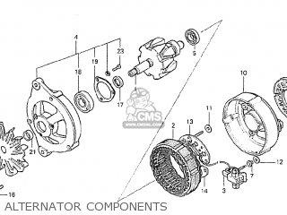 Honda Civic 1200 (eb3) 1979 3d-hmt (honda Matic) parts