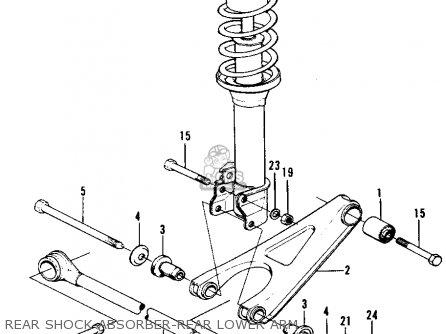 Honda CIVIC 1976 2DR1200 (KA) parts lists and schematics