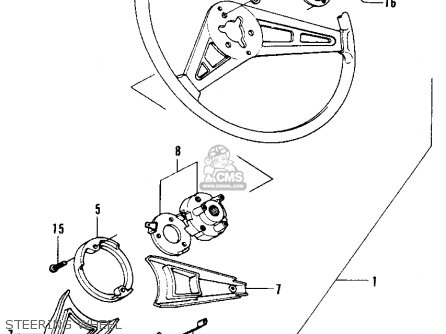 Honda CIVIC 1976 2DR1200 (KA) parts lists and schematics