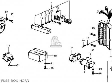 Honda CIVIC 1977 2DR1200 (KA) parts lists and schematics
