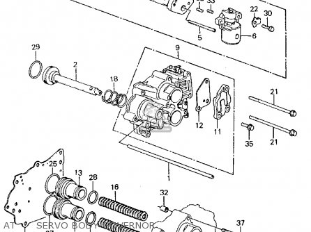 2000 Buick Lesabre Custom Fuse Box Diagram