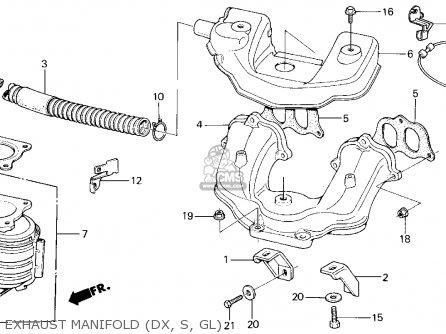 Honda Civic Intake Manifold Wiring