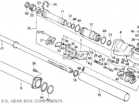 Honda CIVIC 1988 (J) 3DR STD (KA,KL) parts lists and