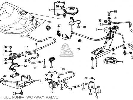 Honda Civic 1989 4dr Dx (ka,kl) parts list partsmanual