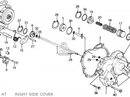 Honda CIVIC 1989 (K) 3DR DX (KA,KL) parts lists and schematics