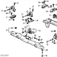1993 Honda Civic Fuse Diagram Light Sensitive Switch Circuit Wiring Schematic Database 1989 K 3dr Dx Ka Kl Parts Lists And Schematics Ecu Location