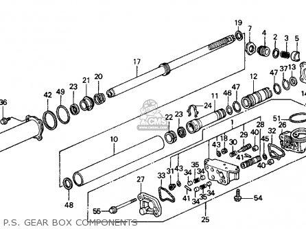 Honda CIVIC 1989 (K) 4DR LX (KA,KL) parts lists and schematics