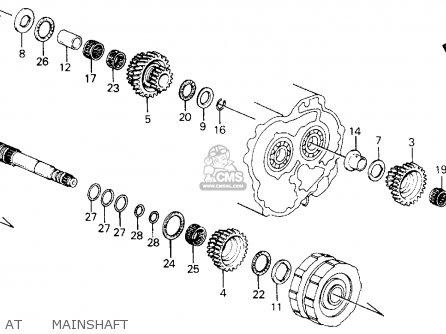 Honda Civic 1990 (l) 3dr Dx (ka,kl) parts list partsmanual