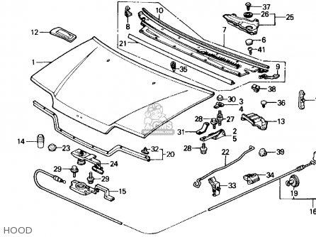 Honda Fuel Pump Housing Fuel Filter Wiring Diagram ~ Odicis