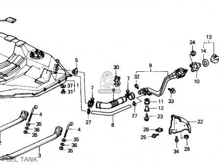 Honda CIVIC 1990 (L) 4DR DX (KA,KL) parts lists and schematics