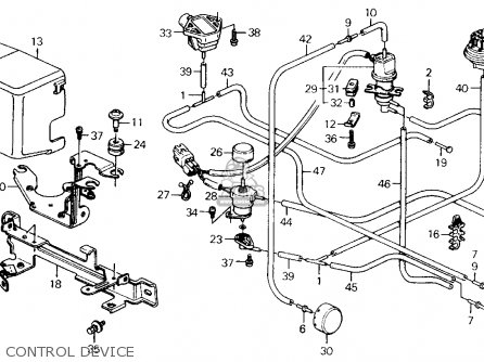 1986 Honda Civic Wiring Diagram, 1986, Free Engine Image