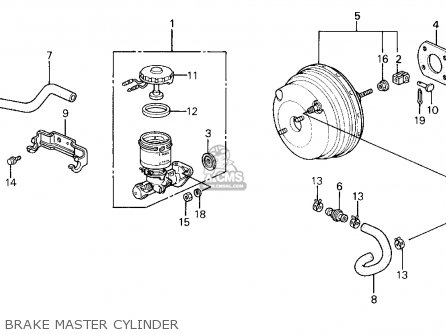 Honda Civic 1995 (s) 3dr Si (ka) parts list partsmanual