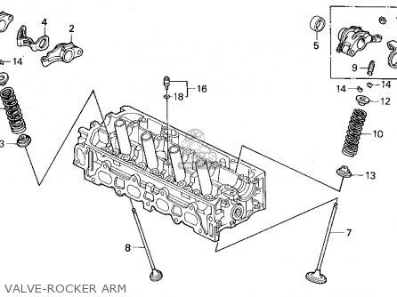 Honda CIVIC 1995 (S) 3DR VX (KA,KL) parts lists and schematics