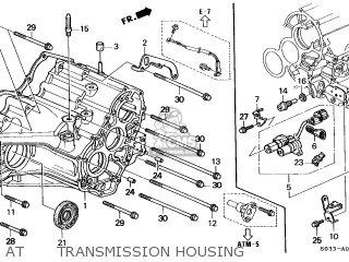 Honda CIVIC 1996 (T) 3DR CX (KA,KL) parts lists and schematics