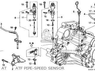 Honda CIVIC 1999 (X) 2DR DX (KA) parts lists and schematics