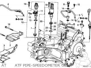 Honda CIVIC 2001 (1) 4DR LX (KA,KL) parts lists and schematics