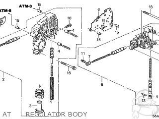 Honda CIVIC 2002 (2) 2DR DX SIDE SRS (KA) parts lists and