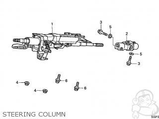 Honda CIVIC 2002 (2) 2DR EX (KA) parts lists and schematics