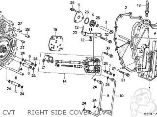 Honda CIVIC 2002 (2) 2DR HX (KA) parts lists and schematics