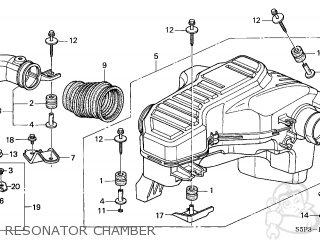 Honda CIVIC 2002 (2) 2DR HX SIDE SRS (KA) parts lists and