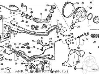 Honda CIVIC 2002 (2) 4DR GX (KA) parts lists and schematics