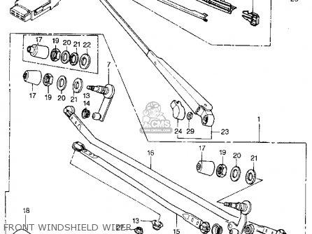 Honda CIVIC HTBK/WAGON 1981 (B) 3DR1300 (KA,KH,KL) parts