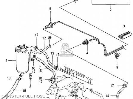 Honda CIVIC HTBK/WAGON 1981 (B) 3DR1500 (KA,KH,KL) parts