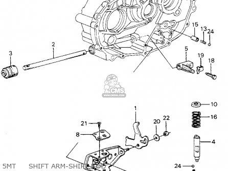 Honda Civic Htbk/wagon 1983 (d) 3dr Dx 1500 (ka,kh,kl