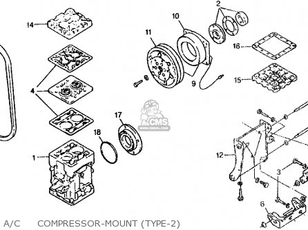 Honda Civic Sdn/wgn 1978 Wgn (ka,kh,kl) parts list