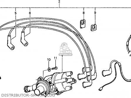 Honda Civic Sdn/wgn 1978 Wgn (ka,kh,kl) parts list