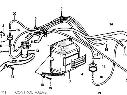 1979 Honda Civic Wiring Diagram, 1979, Free Engine Image