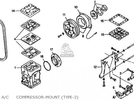 Honda CIVIC WAGON 1977 WGN (KH,KA,KL) parts lists and