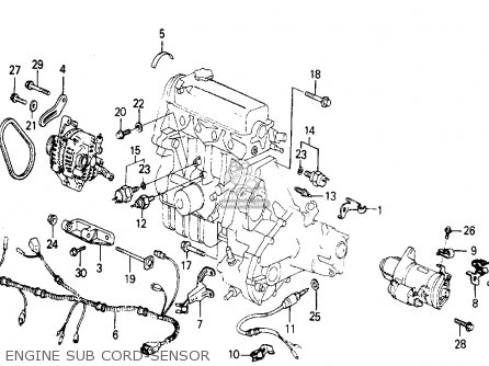 Schematic 1985 Chevrolet Corvette 1985 Chevrolet Colorado