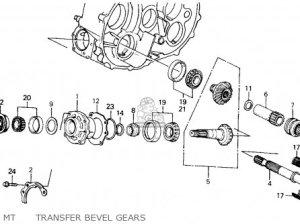 Honda Civic Wagon 1989 (k) Wgn 4wd 1600 (ka,kl) parts list partsmanual partsfiche