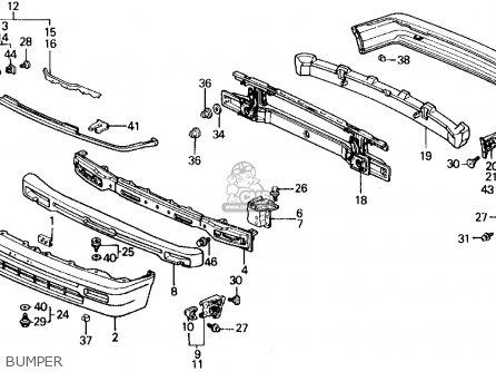honda civic wagon wiring diagram crx wiring diagram wiring