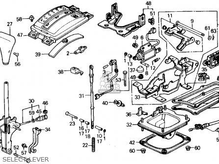 Honda CIVIC WAGON 1990 (L) WGN DX (KA,KL) parts lists and