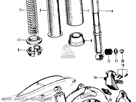 1978 Suzuki Gs750 Engine Diagram 1978 Suzuki RM80 Wiring