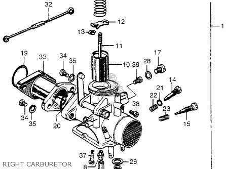 1971 Honda Cb175 Wiring Diagram Honda Cb350f Wiring