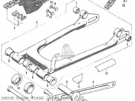 Honda Cl100 Wiring Diagram Honda C100 Wiring Diagram ~ ODICIS