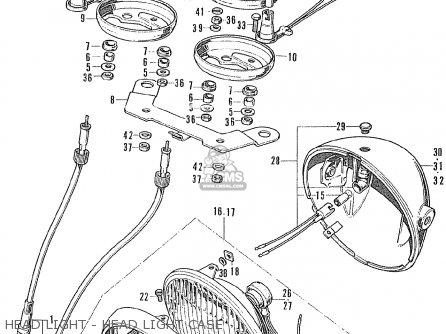 Wiring Diagrams 1975 Yamaha 250 Enduro Yamaha 60 Enduro