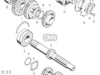 Honda CL350 JAPAN parts lists and schematics